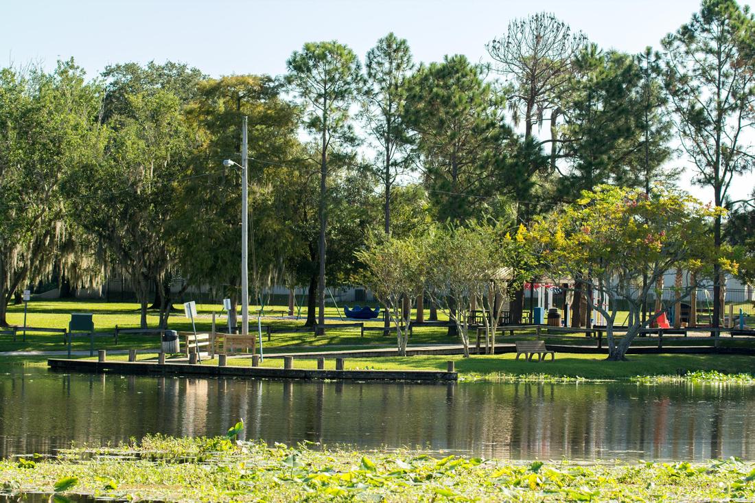 Riverhills boat ramp and playground